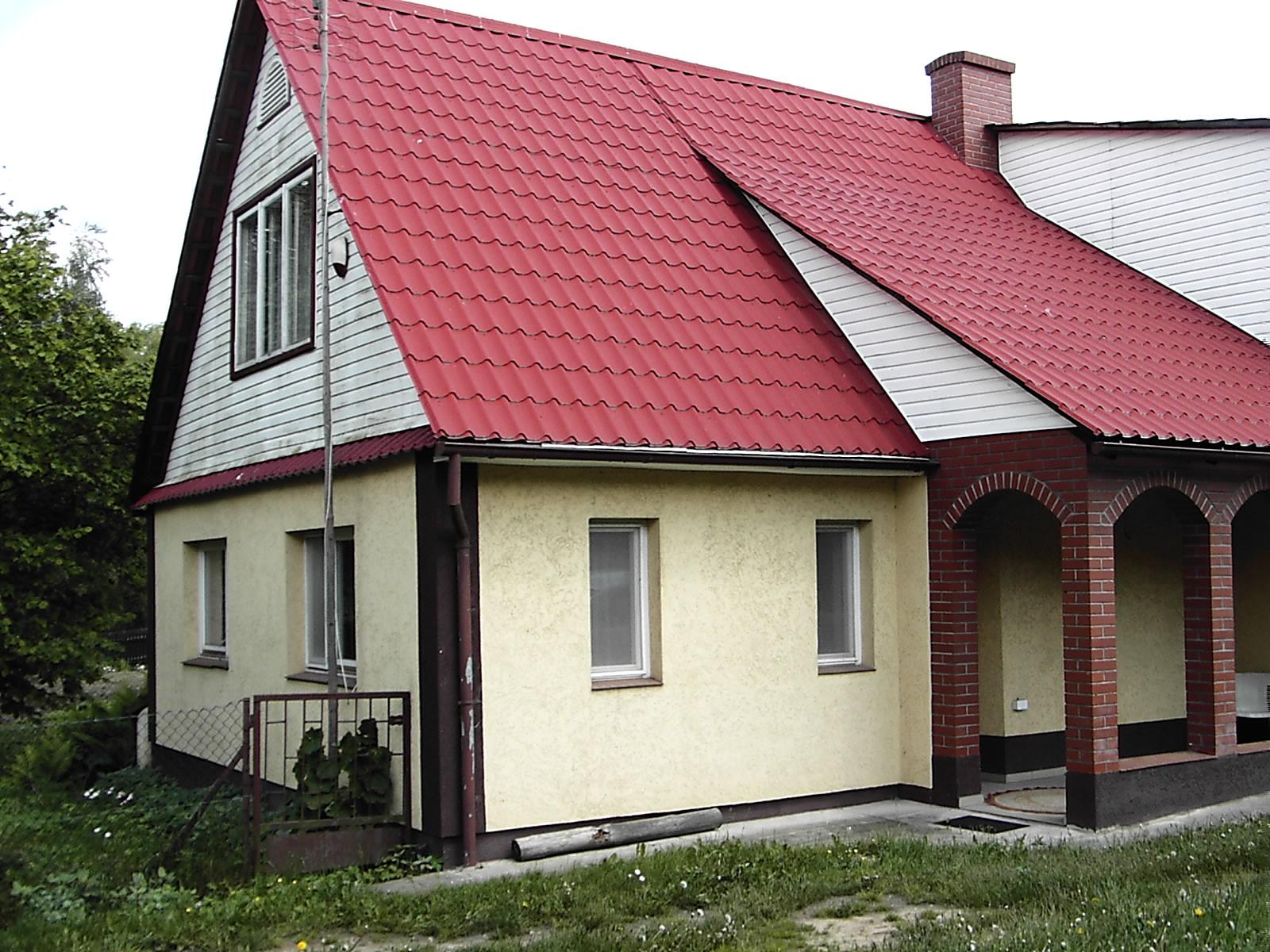 Dom w Jędrzejkach koło Rajgrodu