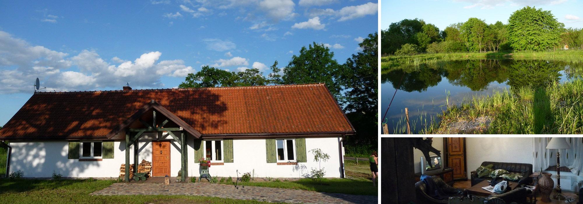Dom 188 m2 – Rogojny