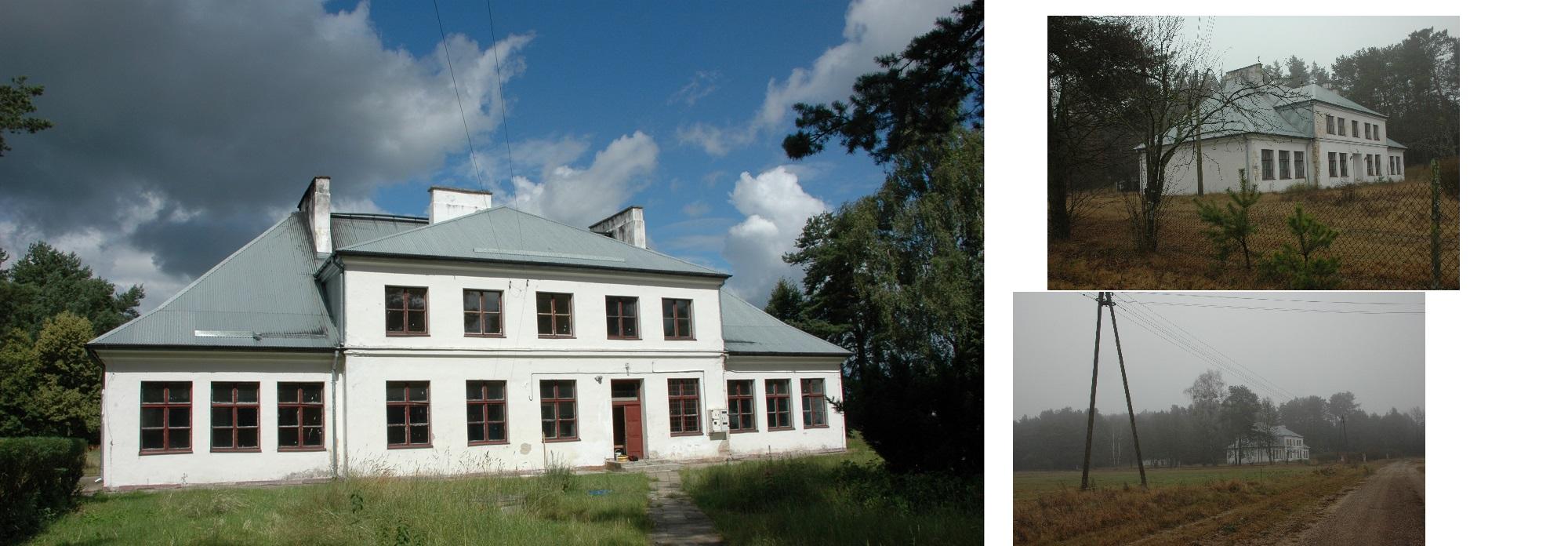 Dom 457 m2 w Puszczy Kurpiowskiej