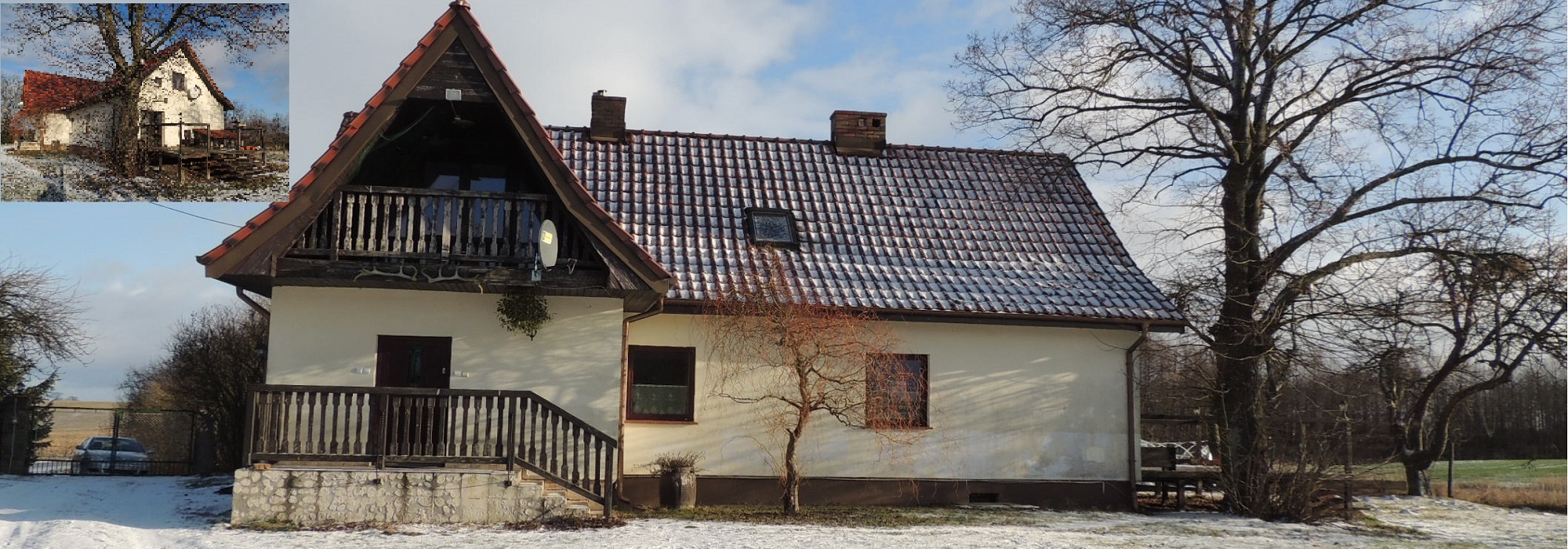 Dom 180 m2 – Świętajno