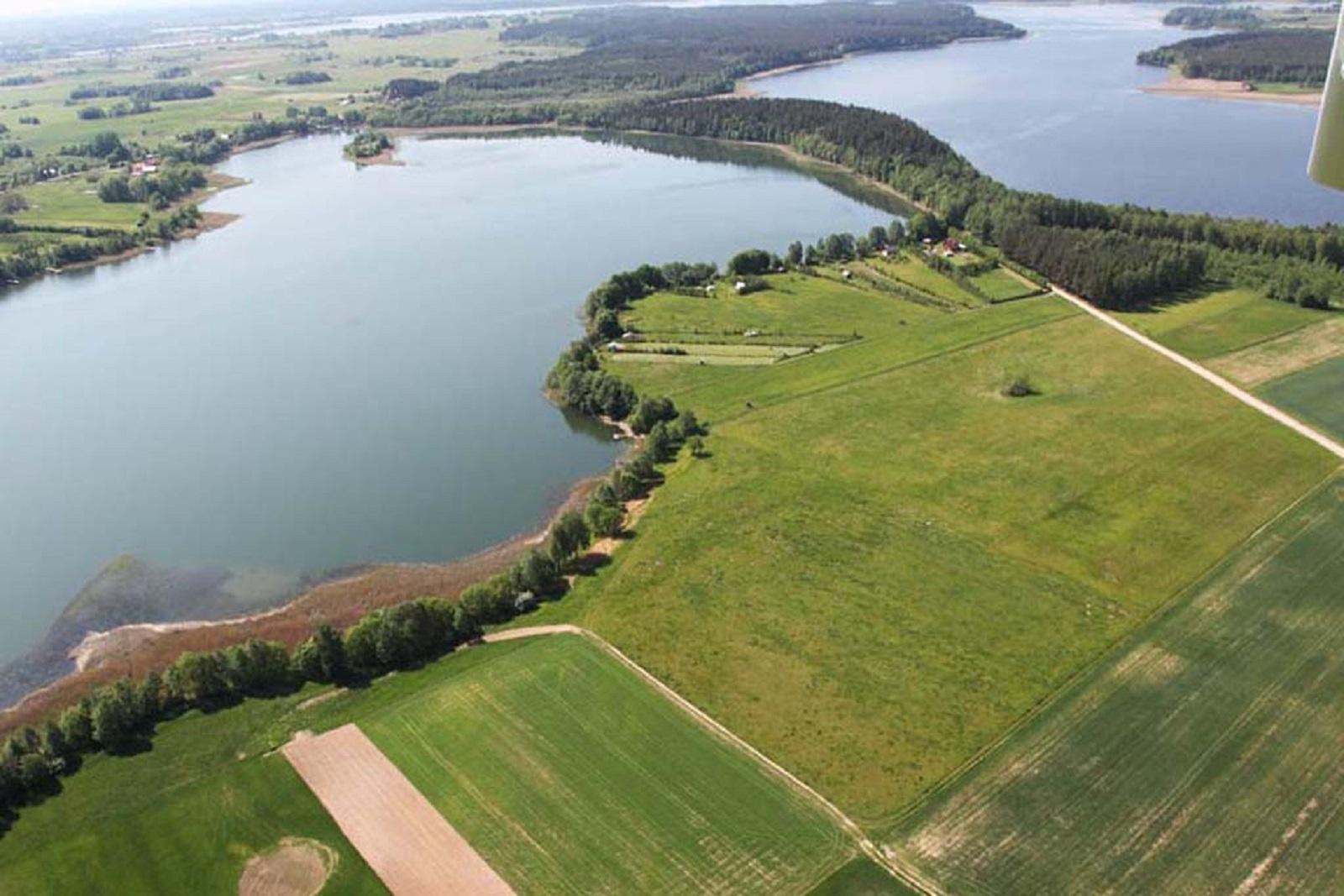 Działki nad jeziorem Rajgrodzkim
