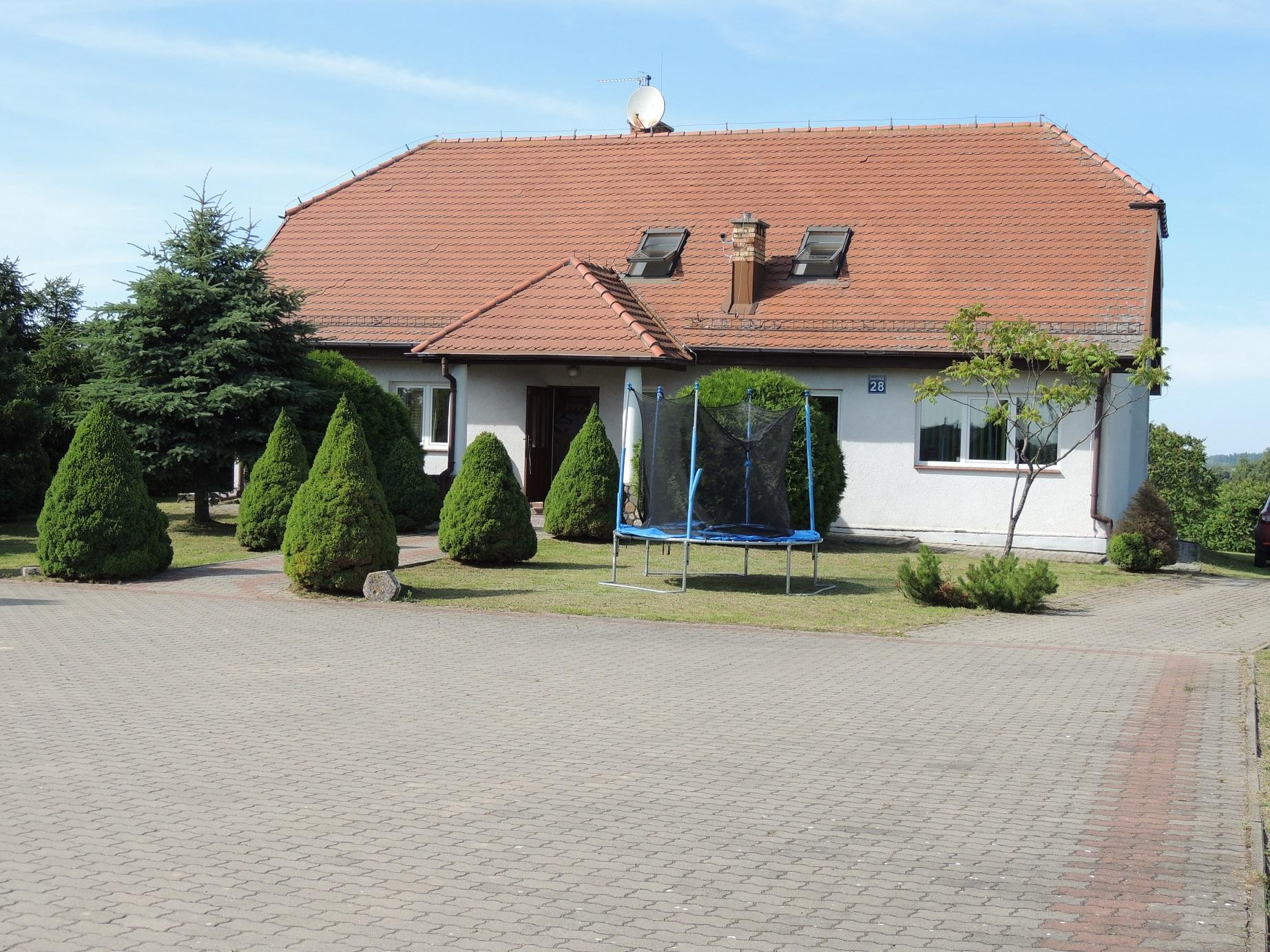 Wyjątkowa posiadłość – Bartosze 4 km od Ełku