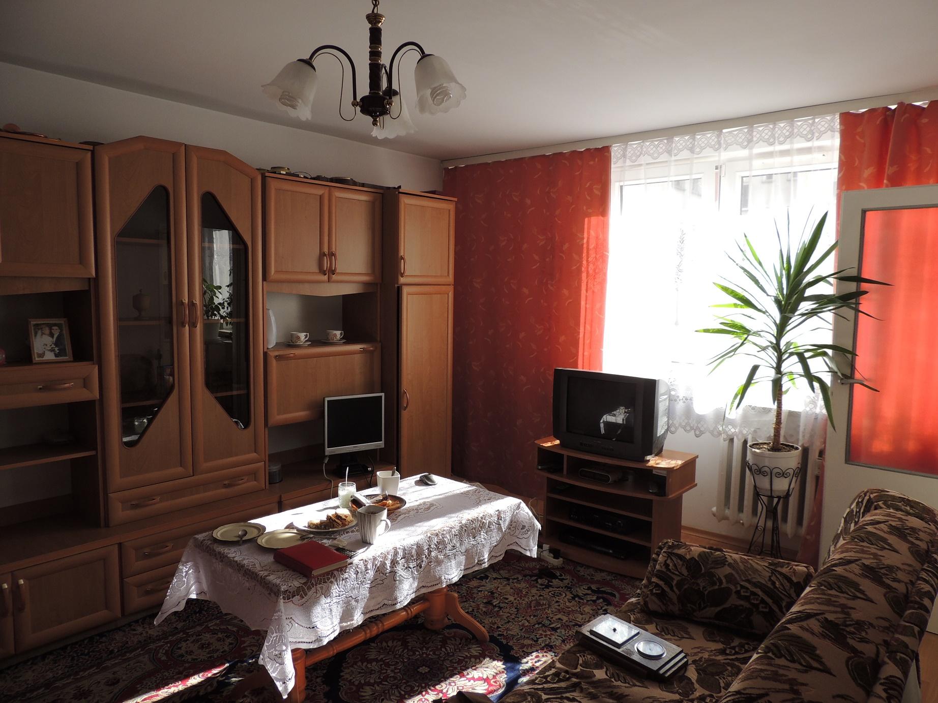 Kawalerka 28,3 m2 na I piętrze w centrum Ełku